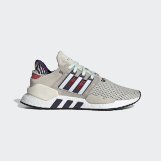 Tenis EQT SUPPORT 91-18 Clear Brown / Ftwr White / Off White CM8409