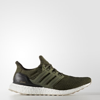 Ultra Boost Shoes Night Cargo / Night Cargo / Clay Brown S80637