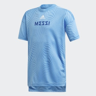 Tričko Messi Lucky Blue / Collegiate Royal ED5719