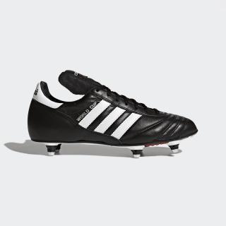 Bota de fútbol World Cup Black / Footwear White / None 011040