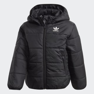 Jacke Black / White Reflective ED7735