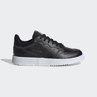 Supercourt Shoes Core Black / Core Black / Cloud White EG0410