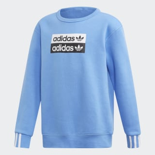 Crewneck Sweatshirt Real Blue ED7882