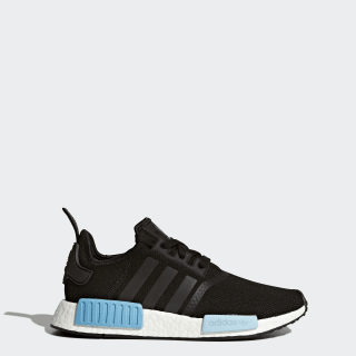 Tenis NMD_R1 CORE BLACK/CORE BLACK/ICEY BLUE F17 BY9951