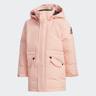 Пуховик glow pink / black EH4200