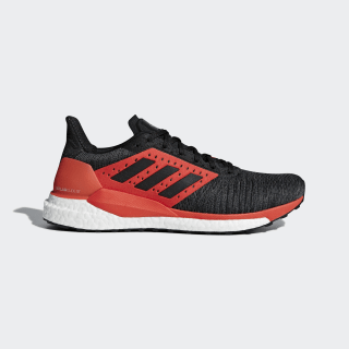 Solar Glide ST Shoes Core Black / Core Black / Hi-Res Red AQ0349