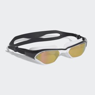 Persistar 180 Mirrored Schwimmbrille Hi-Res Orange / Utility Black / Hi-Res Orange DH4512