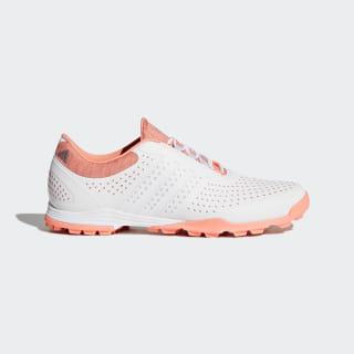 adipure Sport Shoes Core White / Aero Blue / Chalk Coral DA9133