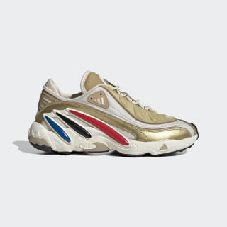 FYW 98 Shoes Gold Metallic / Off White / Core Black FV4324