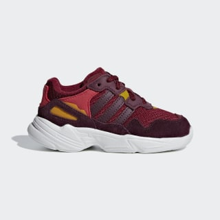 Yung-96 Shoes Collegiate Burgundy / Maroon / Bold Gold F34287