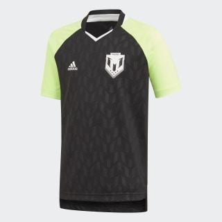Messi Icon Forma Tişört Black / Signal Green FS9730