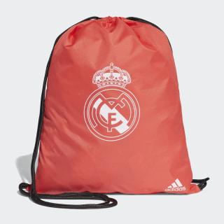 Real Madrid Third Gym Bag Real Coral / Vivid Red DQ1437