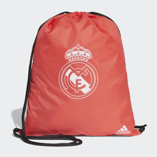Real Madrid Third Sportbeutel Real Coral / Vivid Red DQ1437