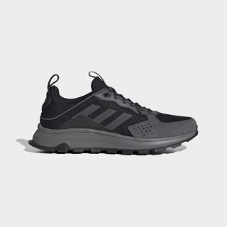 Zapatillas Response Trail core black/core black/grey six EG0000