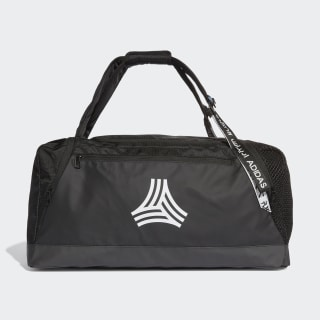 Football Street Duffel Bag Black / White / Solar Red FI9353
