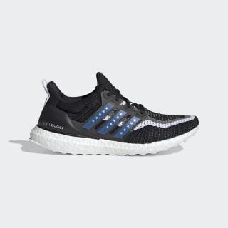 Ultraboost City Shoes Core Black / Blue / Scarlet EG8100
