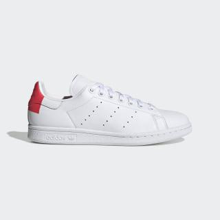 Zapatillas Stan Smith Cloud White / Shock Red / Cloud White EE5853