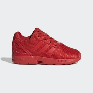 ZX Flux Shoes Red / Red / Red EG3825