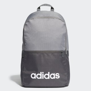 Linear Classic Daily Backpack Grey Four / Black / White DT8636
