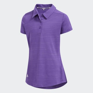 Novelty Polo Shirt Active Purple DP5895