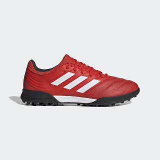 Botines Copa 20.3 Pasto Sintético Active Red / Cloud White / Core Black G28545