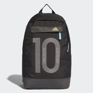 Mochila Messi BLACK/BRIGHT CYAN CV6670