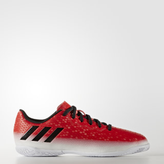 Chuteira Messi 16.4 - Futsal Infantil RED CORE BLACK FTWR WHITE BB5658 67cf19f6b71cb