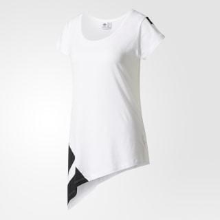Playera EQT Block White / Black BP9300