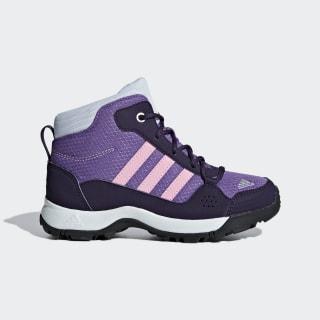 Zapatillas Hyperhiker active purple / true pink / aero blue s18 G27789
