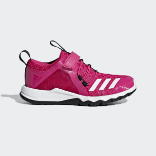 Zapatillas RapidaFlex Real Magenta / Ftwr White / Core Black D97605