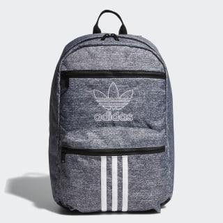 National 3-Stripes Backpack Medium Grey CL5487