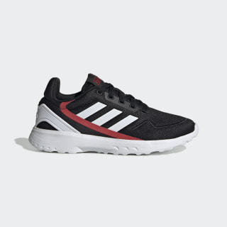 Nebula Ted Shoes Core Black / Cloud White / Scarlet EH2542