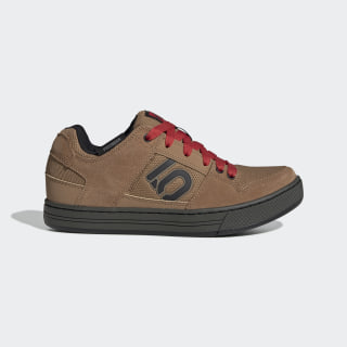 Chaussure de VTT Five Ten Freerider Raw Desert / Core Black / Glory Red EF6951
