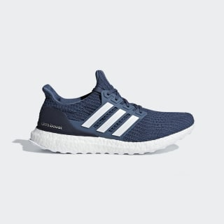 Ultraboost Shoes Tech Ink / Running White / Grey CM8113