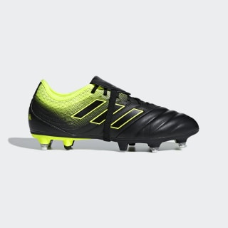 Copa Gloro 19.2 Soft Ground Boots Core Black / Core Black / Solar Yellow F36080
