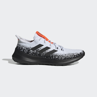 Sensebounce+ Shoes Cloud White / Core Black / Solar Red G27478