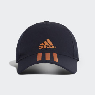 C40 3-Stripes Climalite Cap Legend Ink / Tech Copper DZ9348