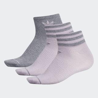 Low Cut Socks (3 Pairs) Multicolor CK6755