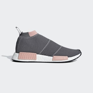 Chaussure NMD_CS1 Primeknit Grey Four / Grey / Trace Pink BD7791