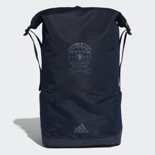 BACKPACK MUFC ID BP COLLEGIATE NAVY/NIGHT MARINE CY5581
