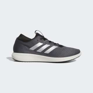 Zapatillas edge flex m grey six/silver met./core black G28449