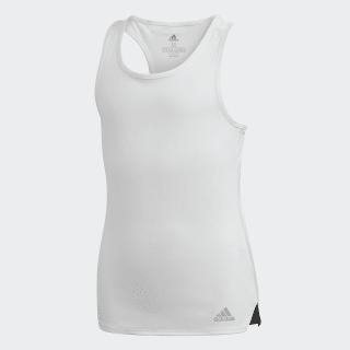 Camisola de Alças Club White / Matte Silver / Black FQ2641