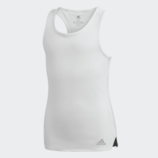 Club Tanktop White / Matte Silver / Black FQ2641