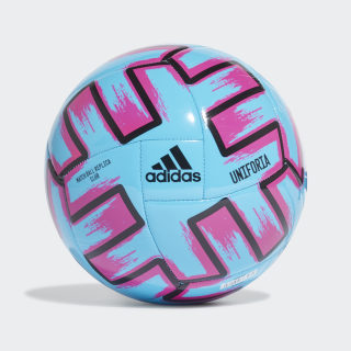 Balón Club Uniforia Bright Cyan / Shock Pink / Black FH7355