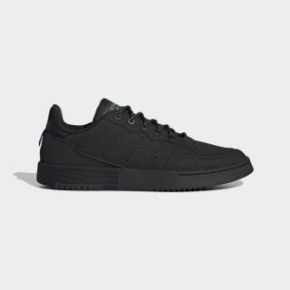Supercourt Shoes Core Black / Core Black / Trace Green FV4658