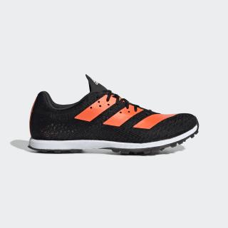 Adizero XC Sprint Shoes Core Black / Solar Orange / Cloud White F35764