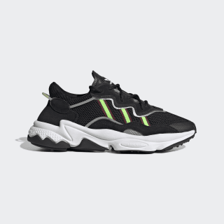 Chaussure OZWEEGO Core Black / Solar Green / Onix EF0158