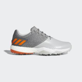 Zapatilla Adipower 4orged Wide Grey Two / Grey Four / Energy Orange AC8263