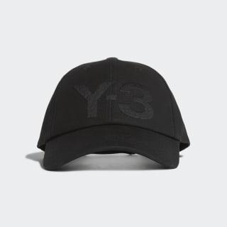 Y-3 Logo Kappe Black FQ6974