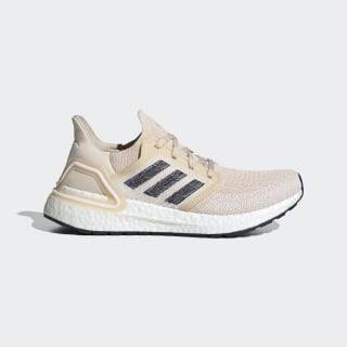 Ultraboost 20 SB Shoes Linen / Legend Ink / Cloud White FW5667